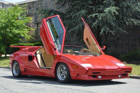 1989 Lamborghini Countach for sale in Astoria, NY