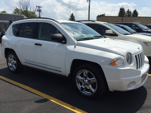 2007 jeep compass limited 4dr suv 4wd in albany alplaus for Plaza motors albany ny