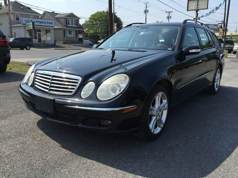 2006 mercedes benz e class e350 4matic wagon for sale