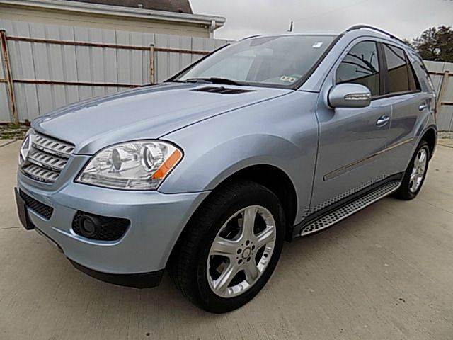 2008 mercedes benz m class ml350 awd 4matic 4dr suv in for Mercedes benz 2008 ml350