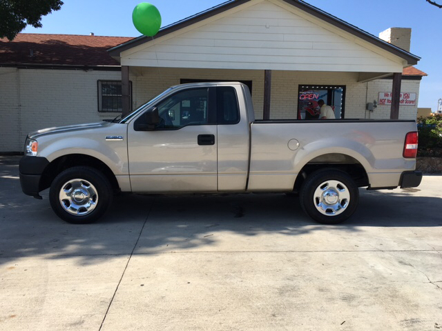 2007 ford f 150 stx 2dr regular cab styleside 6 5 ft sb in fort worth tx russell smith auto. Black Bedroom Furniture Sets. Home Design Ideas