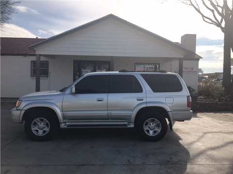 2000 Toyota 4Runner for sale in Fort Worth, TX