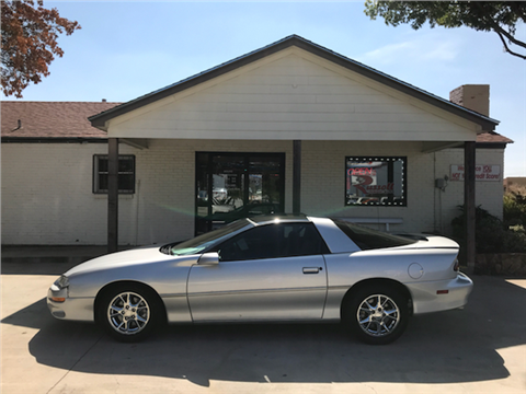 2002 Chevrolet Camaro for sale in Fort Worth, TX