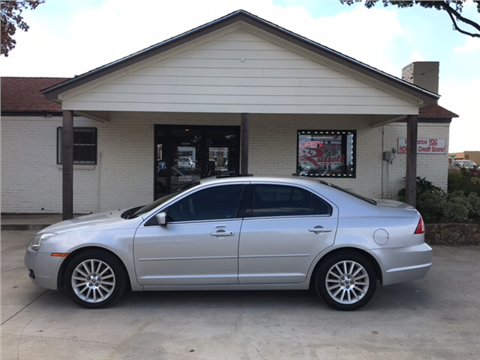 2009 Mercury Milan for sale in Fort Worth, TX