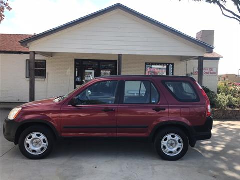 2005 Honda CR-V for sale in Fort Worth, TX