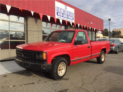 1995 Chevrolet C/K 2500 Series for sale in Macon, GA