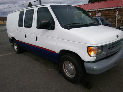 2000 Ford E-150 for sale in Post Falls, ID