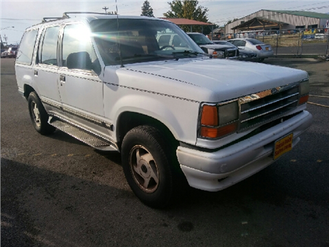 1993 Ford Explorer for sale in Post Falls, ID