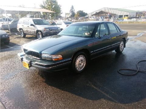 1996 Buick LeSabre Overview | Cars.com