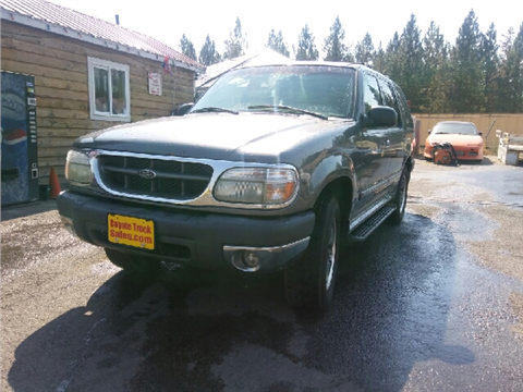 1999 Ford Explorer for sale in Post Falls, ID
