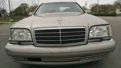 1997 Mercedes-Benz S-Class for sale in Kansas City, MO