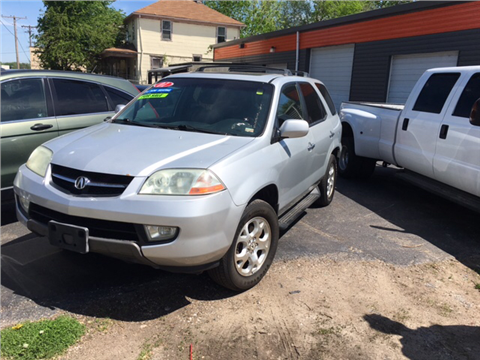 2001 Acura MDX for sale in Kansas City, MO