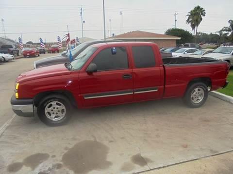 2003 Chevrolet Silverado 1500 for sale in Corpus Christi, TX