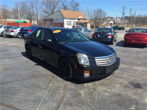 2004 cadillac cts for sale ohio. Black Bedroom Furniture Sets. Home Design Ideas