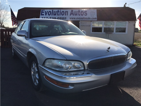 2003 Buick Park Avenue for sale in Franklin, IN