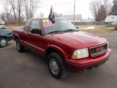1999 GMC Sonoma for sale in Williamson, NY