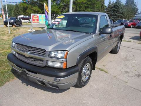 2003 Chevrolet Silverado 1500 for sale in Williamson, NY