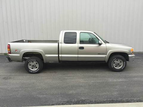 2000 GMC Sierra 2500 for sale in La Grange, IL