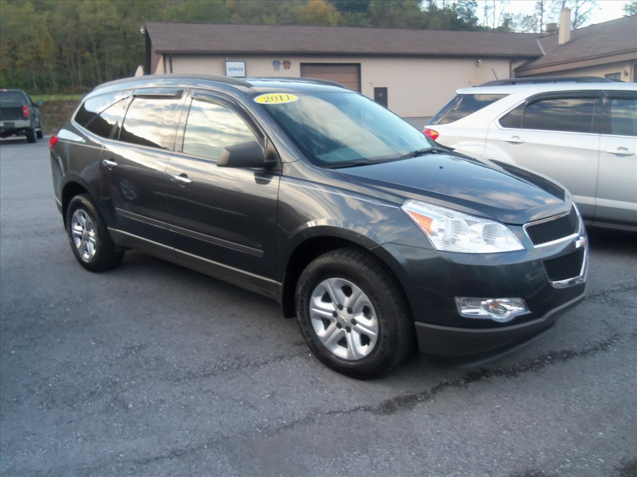 2011 chevrolet traverse for sale in pennsylvania. Black Bedroom Furniture Sets. Home Design Ideas