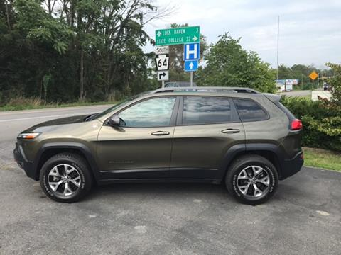 2015 Jeep Cherokee for sale in Mill Hall, PA