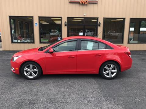 2014 Chevrolet Cruze for sale in Mill Hall PA
