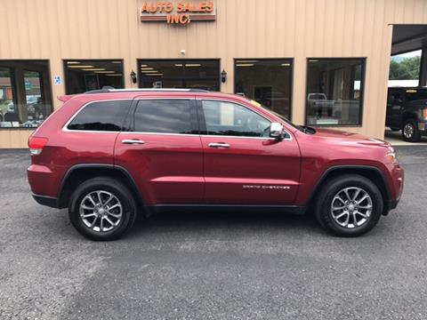 2014 Jeep Grand Cherokee for sale in Mill Hall, PA
