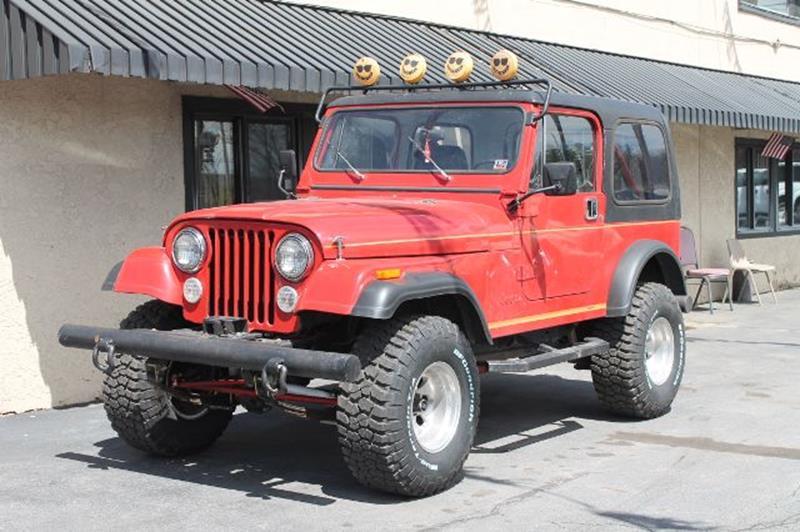 jeep cj 7 for sale in pennsylvania. Black Bedroom Furniture Sets. Home Design Ideas