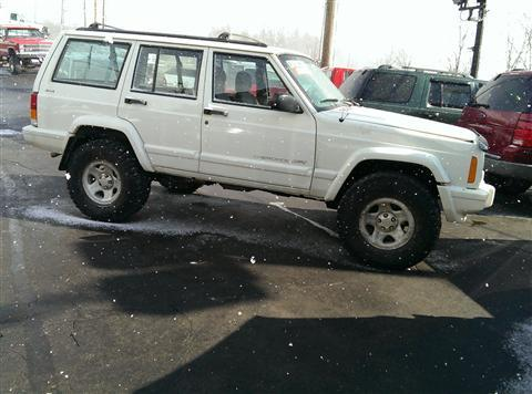 Used 1998 Jeep Cherokee For Sale Carsforsale Com