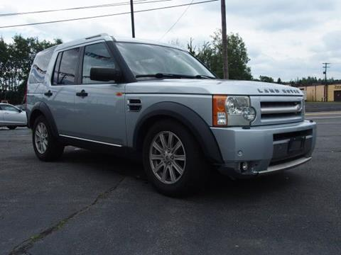 2008 Land Rover LR3 for sale in Taylor, PA