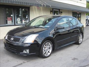 2008 Nissan Sentra for sale in Taylor, PA