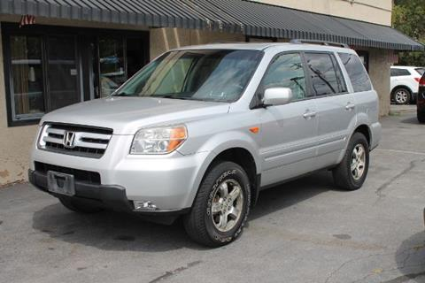 2007 Honda Pilot for sale in Taylor, PA