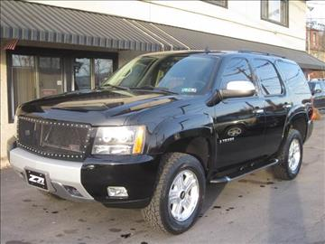 2008 Chevrolet Tahoe for sale in Taylor, PA