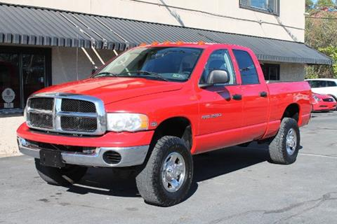 2004 Dodge Ram Pickup 2500 for sale in Taylor, PA