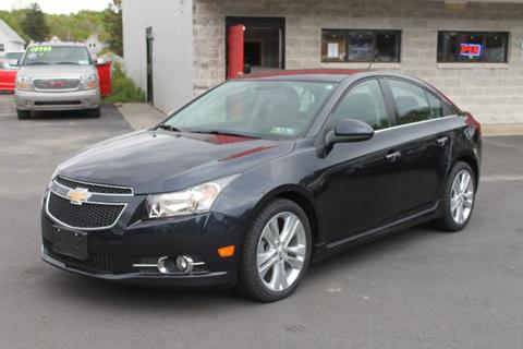 2014 Chevrolet Cruze for sale in Taylor, PA