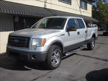 2009 Ford F-150 for sale in Taylor, PA