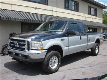 2002 Ford F-250 Super Duty for sale in Taylor, PA