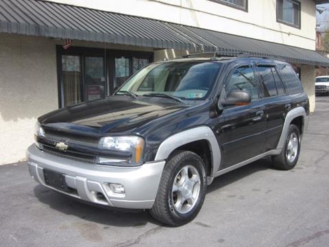 2005 Chevrolet TrailBlazer for sale in Taylor, PA
