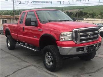 2005 Ford F-250 Super Duty for sale in Taylor, PA
