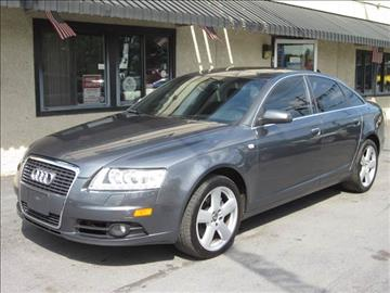 2008 Audi A6 for sale in Taylor, PA