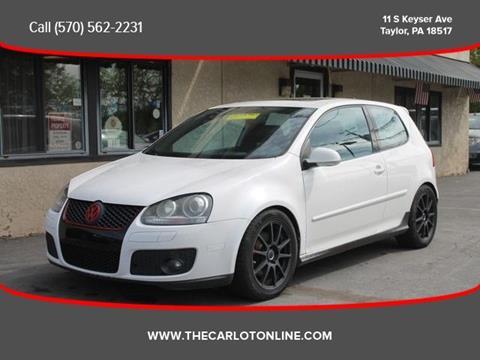 Volkswagen Gti For Sale In Jackson Ms Carsforsale Com