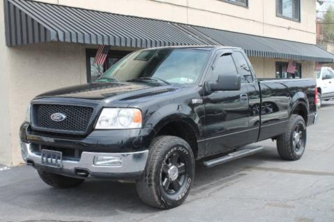 2004 Ford F-150 for sale in Taylor, PA