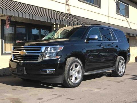 2015 Chevrolet Tahoe for sale in Taylor, PA