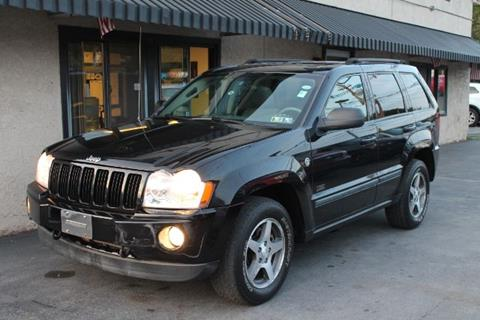 2007 Jeep Grand Cherokee for sale in Taylor, PA