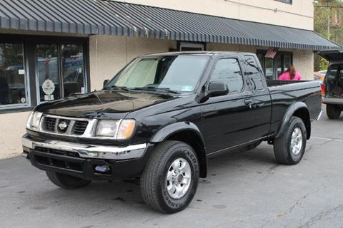 1999 Nissan Frontier for sale in Taylor, PA