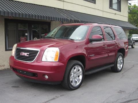 2007 GMC Yukon for sale in Taylor, PA