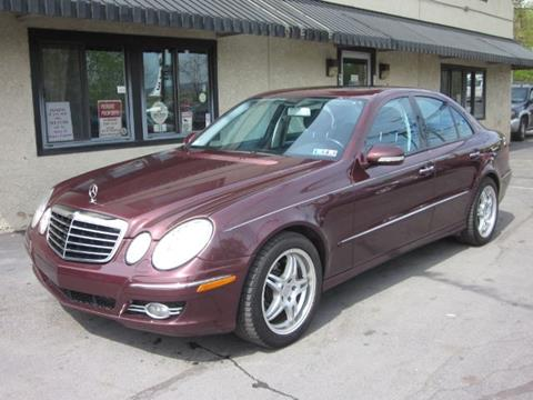 2007 Mercedes-Benz E-Class for sale in Taylor, PA