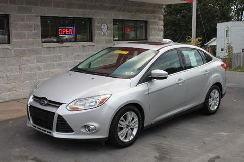 2012 Ford Focus for sale in Taylor, PA