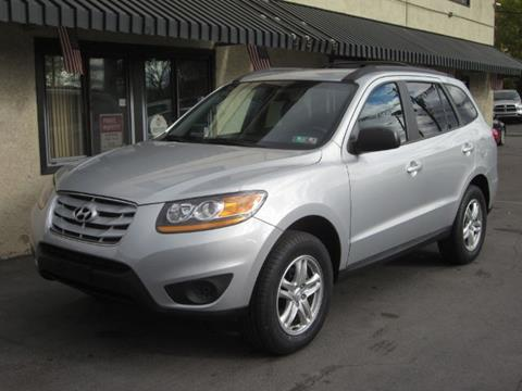 2010 Hyundai Santa Fe for sale in Taylor, PA