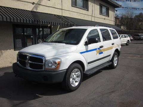 2005 Dodge Durango for sale in Taylor, PA