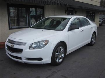 2010 Chevrolet Malibu for sale in Taylor, PA